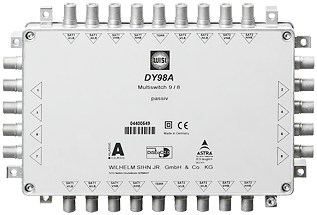 DY94A-DY96A-DY98A-Multiswitch