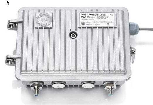 Wzmacniacz VX 16 C 0650
