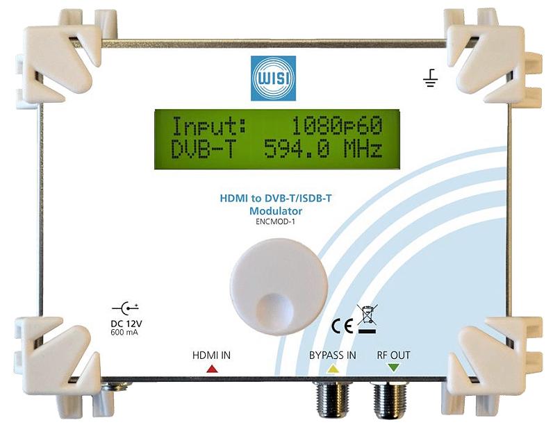 Modulator HDMI w DVB-C/T ENCMOD-1