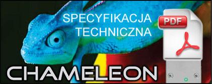 Stacja czołowa CHAMELEON - Specyfikacja techniczna