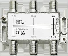 Odgałęźnik WISI DM 54
